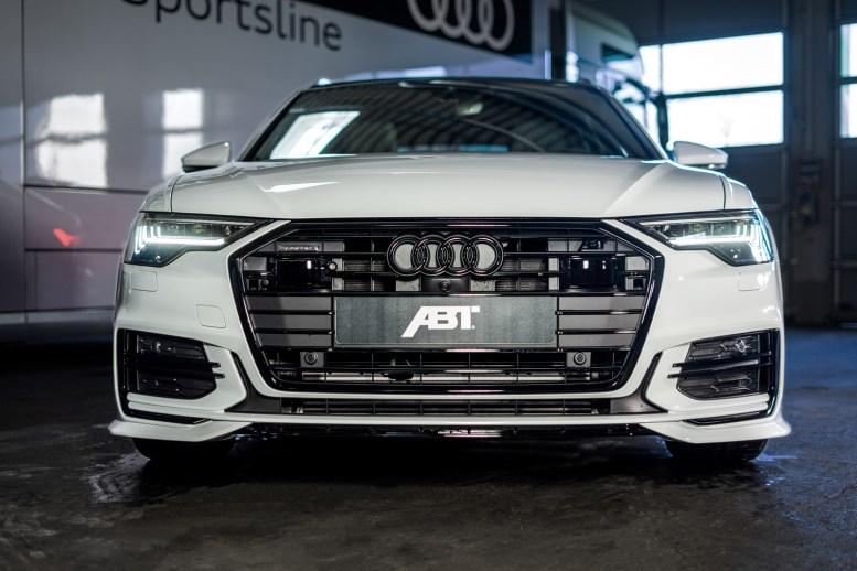 ABT también apuesta por el diésel con el Audi A6 TDI Avant