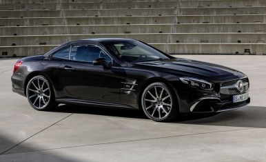 Mercedes SL Grand Edition: Más exclusivo, equipado y lujoso