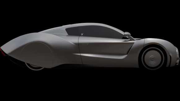 Hispano Suiza Carmen: 1.000 CV eléctricos con sello español