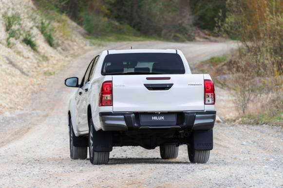 Toyota Hilux Special Edition 2019: Cambios estéticos para desmarcarse