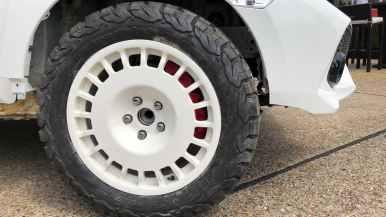 Honda Civic Type R OveRland: Un Civic idóneo para competir lejos del asfalto