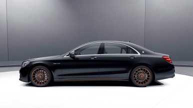Despedirte del motor V12 biturbo con el Mercedes-AMG S 65 Final Edition no es barato: 348.878 euros