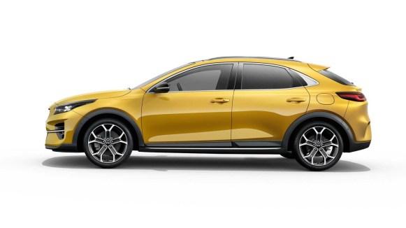 KIA XCeed 2019: Así es el nuevo SUV derivado del Ceed