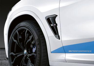 Los BMW X3 M y X4 M se visten con las M Performance Parts y este es el resultado