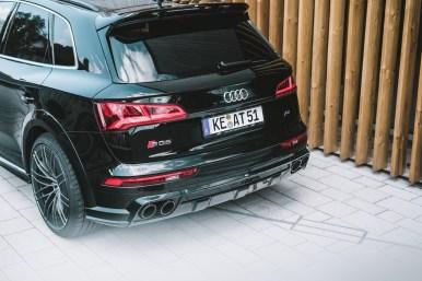 390 CV para el V6 TDI del Audi SQ5 de la mano de ABT