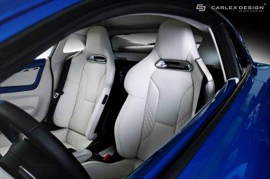 Carlex Design hace posible que tengas un interior más lujoso en tu Alpine A110