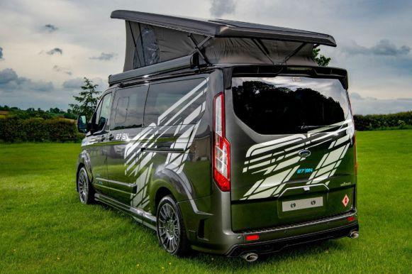 Ford Transit Custom MS-RT: Una camper deportiva que ronda los 86.000 euros