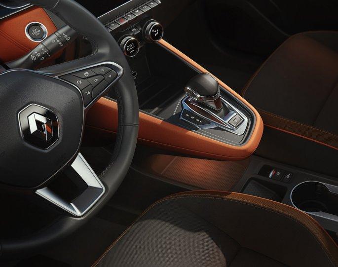 Renault Captur 2020: La segunda generación del modelo es más grande y cuenta con una versión híbrida