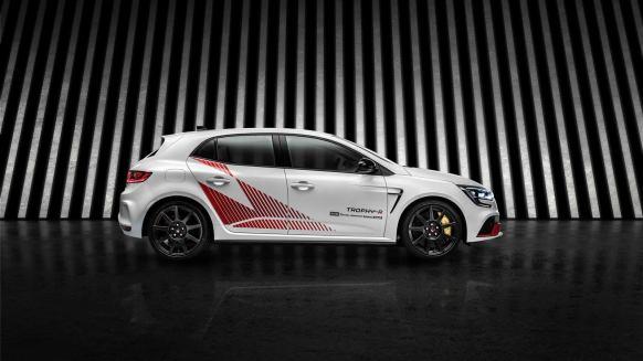 Renault nos cuenta más sobre el Mégane RS Trophy-R: El nuevo tracción delantera más rápido de Nürburgring
