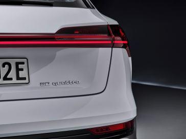 Audi e-tron 50 quattro: El más accesible de la gama con 313 CV
