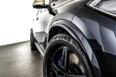 El BMW X5 (G05) de AC Schnitzer luce así de bruto e imponente