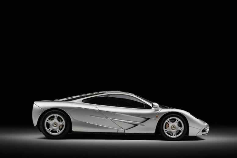 Este McLaren F1 chasis número 063 restaurado por MSO luce espectacular