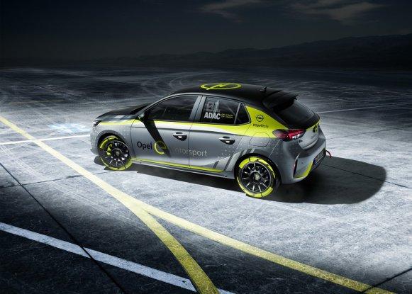 Opel Corsa-e Rally: El primer eléctrico del mundo en contar con su copa monomarca