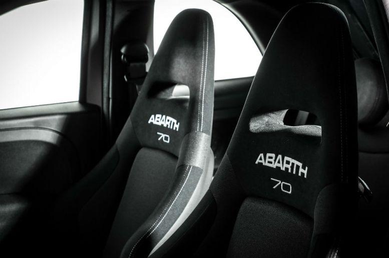 El Abarth 595 Pista ahora más potente: 165 CV