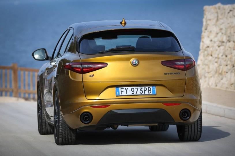 Alfa Romeo Stelvio y Giulia 2020: Pequeña puesta al día para empujar sus ventas