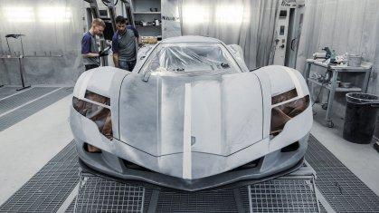 Aspark Owl: Superdeportivo japonés eléctrico que hace el 0-100 km/h en menos de 2 segundos
