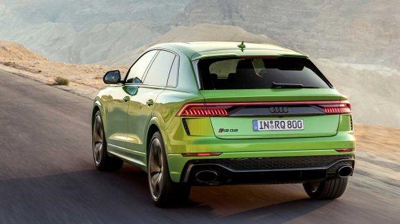 Audi RS Q8 2020: El Lamborghini Urus alemán... ¡y con etiqueta ECO!