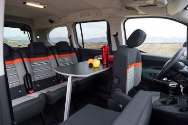 Citroën Berlingo by Tinkervan: Una alternativa de camper pequeña y económica