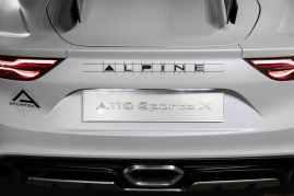 Alpine A110 SportsX: Prototipo con esencia de crossover