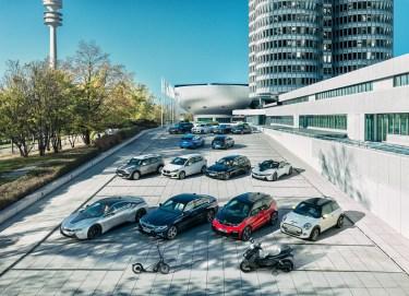 BMW X1 y X2 xDrive25e: Nuevos híbridos con hasta 57 kilómetros en modo 100% eléctrico