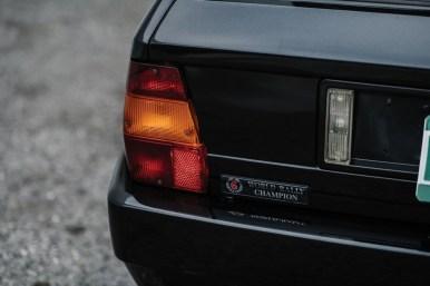 Este Lancia Delta HF Integrale Evoluzione con 13.000 kilómetros busca nuevo hogar