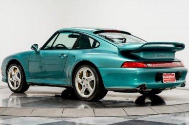 Este Porsche 911 Turbo S (993) se vendía por 800.000 euros y te contamos por qué