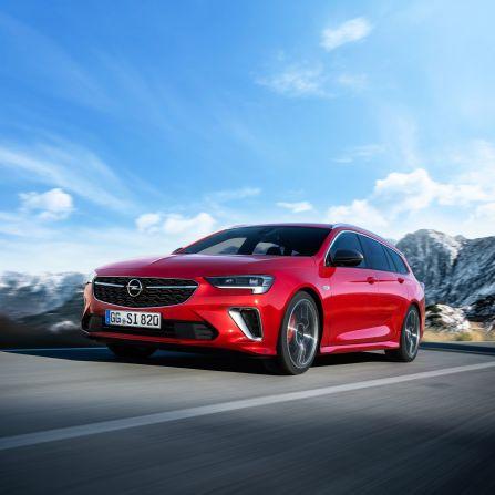Opel Insignia GSi 2020: Adiós al motor diésel y nuevo motor turbo gasolina de 230 CV
