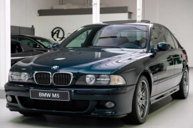 ¿Pagarías 49.500 euros por un BMW M5 E39 con pocos kilómetros?
