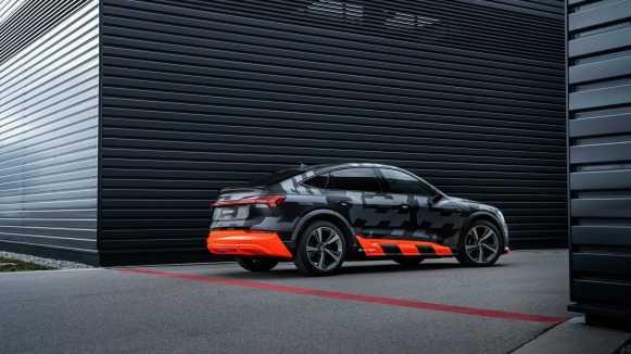 Audi e-tron S y S Sportback: 503 CV 100% eléctricos