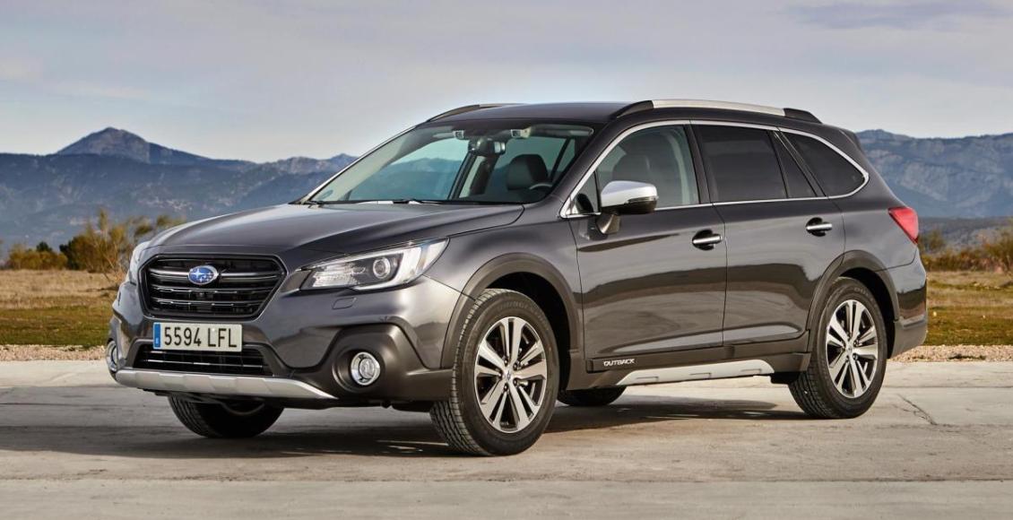 Subaru-Outback-Silver-Edition