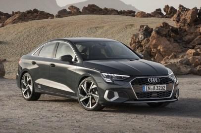 Audi A3 Sedán 2020: A por el BMW Serie 2 Gran Coupé y Mercedes Clase A Sedán