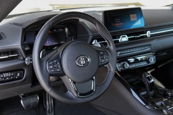 Dähler lleva al Toyota GR Supra hasta los 460 CV