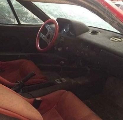 Este youtuber quiere comprar el Ferrari F40 del hijo de Saddam Hussein: ¿Le ayudas a encontrarlo?