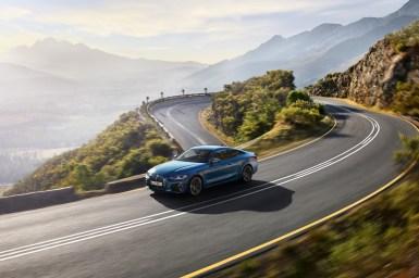BMW Serie 4 Coupé 2021: Ya es oficial... y sus riñones no pasan desapercibidos
