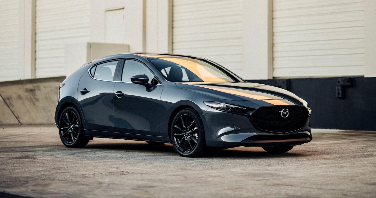 Mazda podría lanzar un Mazda3 con motor turbo y tracción ...