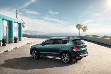 SEAT Ateca 2020: Estética actualizada, motores revisados y más equipamiento