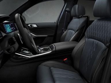 BMW X7 Dark Shadow Edition: Tan sólo 500 unidades con traje oscuro