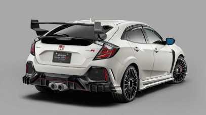 El Honda Civic Type R es todavía menos discreto con el tratamiento de Mugen