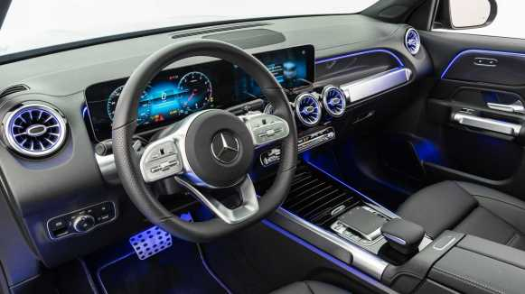 El Mercedes-Benz GLB recibe tratamiento de BRABUS: No pasa desapercibido