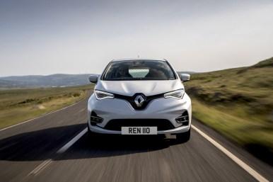 El Renault Zoe Van llega con 394 kilómetros de autonomía para los profesionales