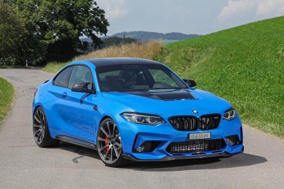 Dahler lleva el BMW M2 CS hasta los 550 CV: Todavía más cerca de la perfección