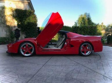 Esta réplica del LaFerrari con base de Honda NSX está a la venta: Desearás no haberlo conocido...
