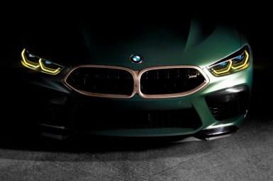 BMW M8 Gran Coupé First Edition: Sólo seis unidades para España