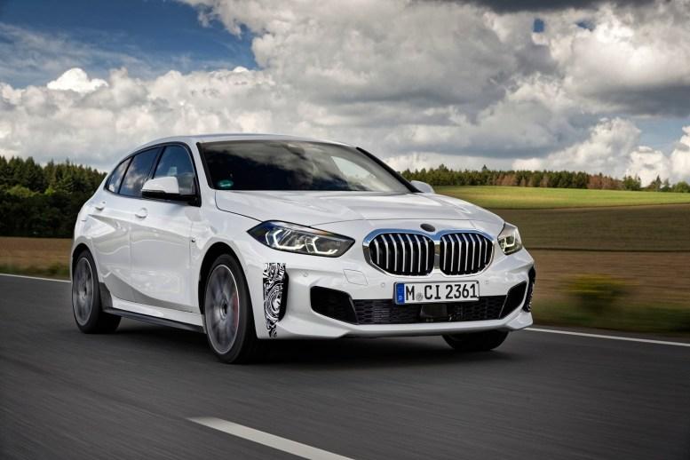 BMW piensa en un 128ti como rival del Golf GTI: Tracción delantera y autoblocado