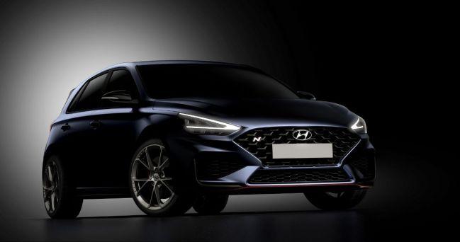 Hyundai i30 N 2021: Con cambio automático (en opción), hasta 280 CV y más ligero