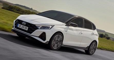 Así luce el Hyundai i20 N Line 2021: Aspecto más dinámico