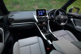 Mitsubishi Eclipse Cross 2021: Imagen actualizada, variante híbrida enchufable y más equipamiento