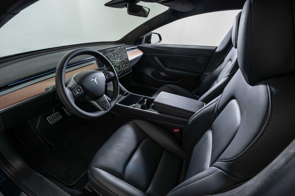 Startech también se anima con la preparación de vehículos Tesla
