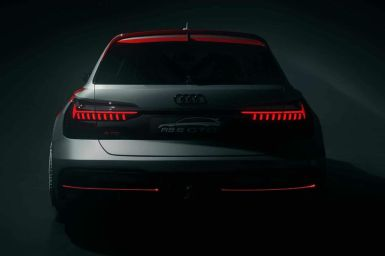 Audi RS6 GTO Concept: Un guiño al 90 Quattro IMSA GTO