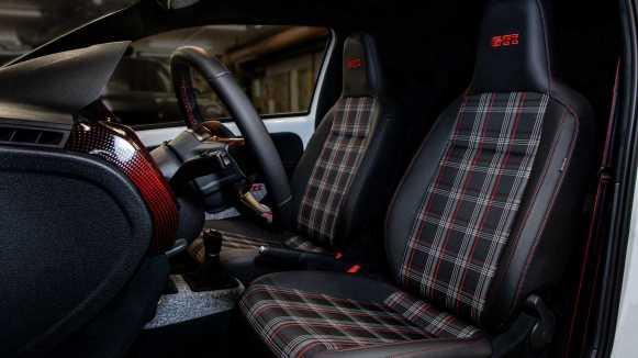 El Volkswagen up! GTI de Vilner Garage sigue manteniendo su misma potencia, pero no su estética